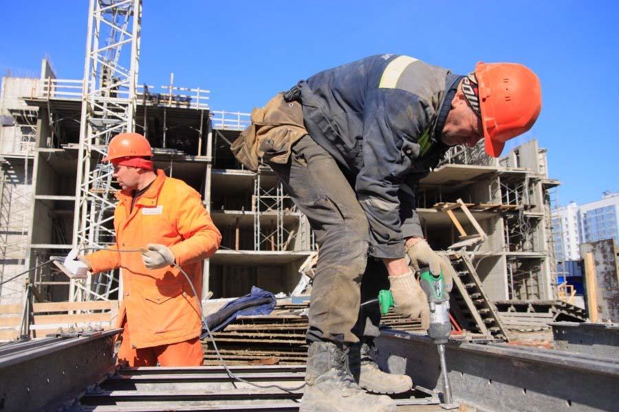 Разнорабочие на стройку от прямых работодателей