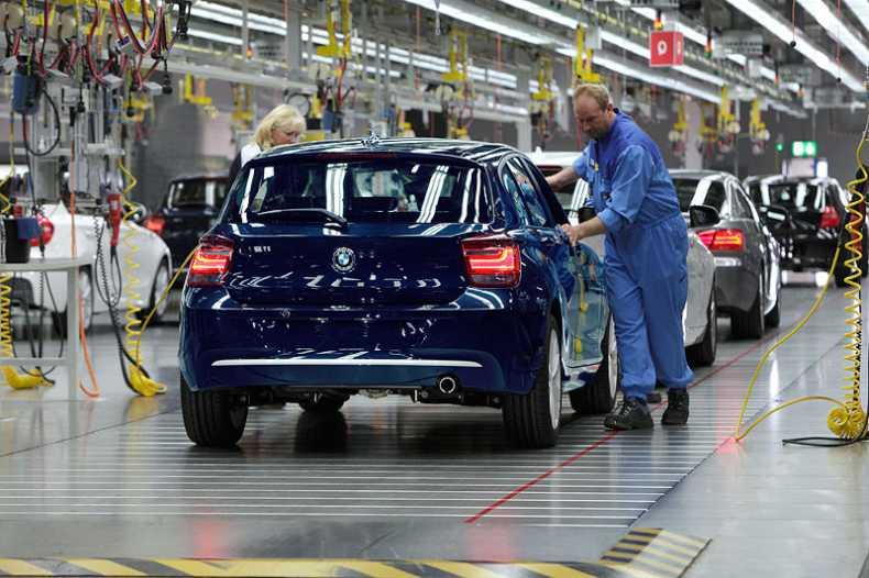 Работа на автомобильном заводе в Германии