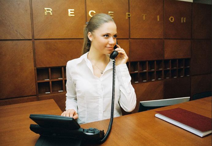 Работа в гостинице за границей администратором