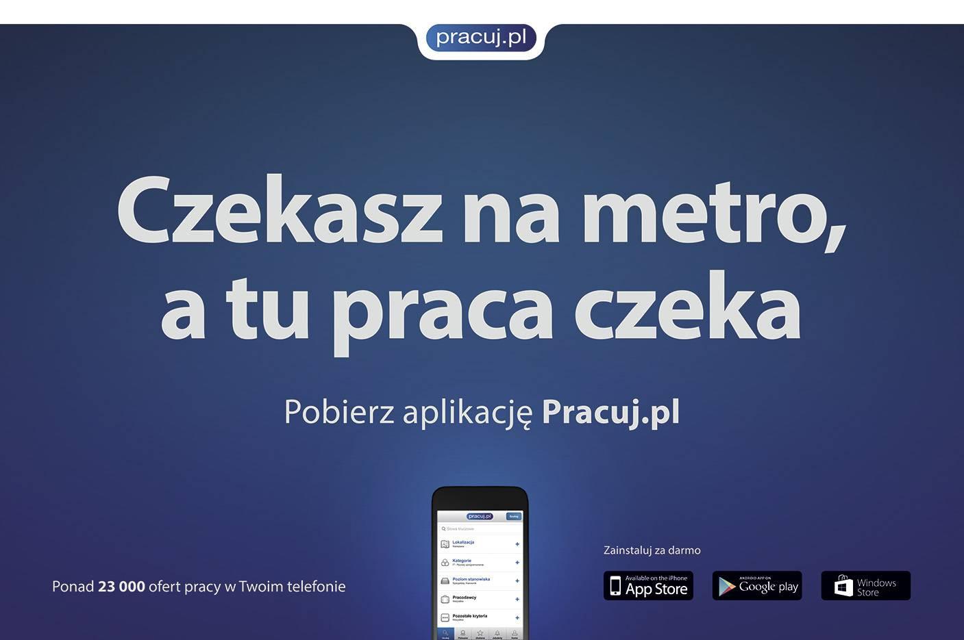 Работа в Польше вакансии в pracuj.pl