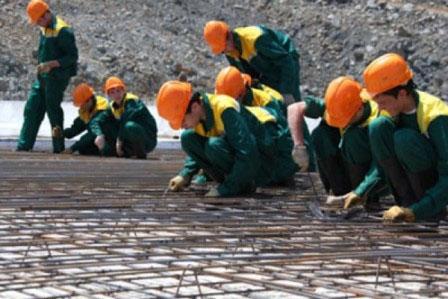 Работа строителем в Польше