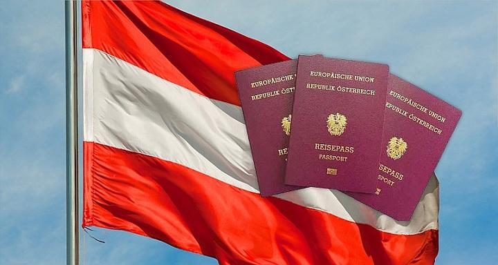 паспорт Австрії, австрійське громадянство