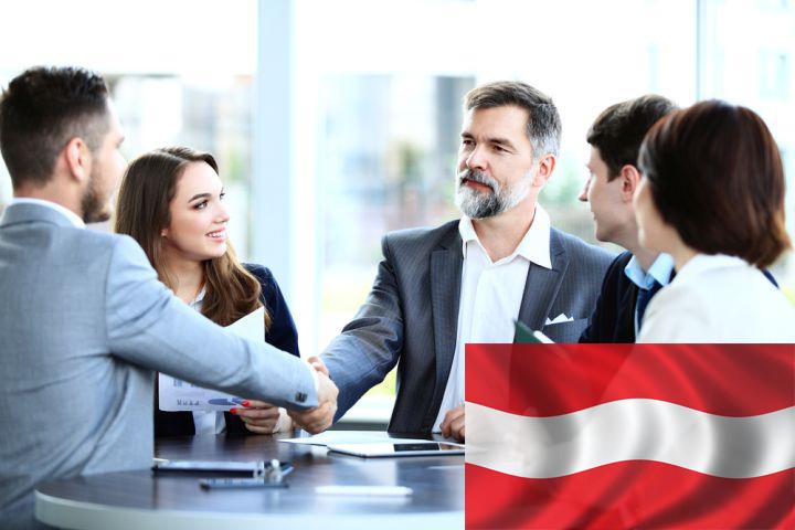 розвиток бізнесу в Австрії
