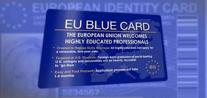 Блакитна карта ЄС