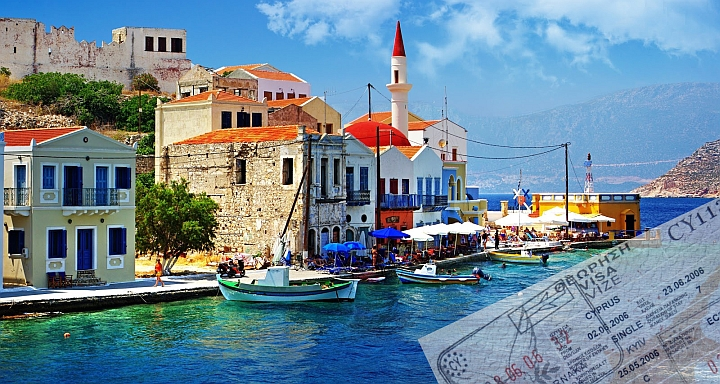 віза на Кіпр