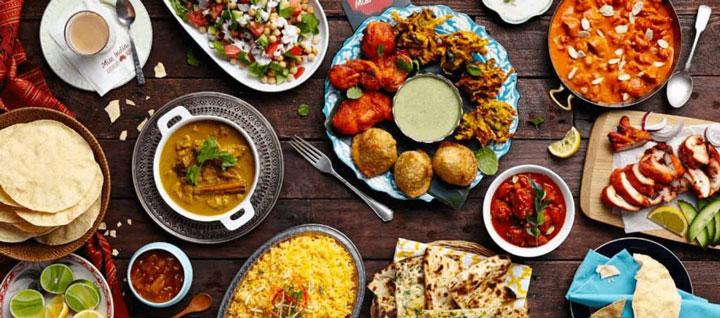 Індійська кухня фото
