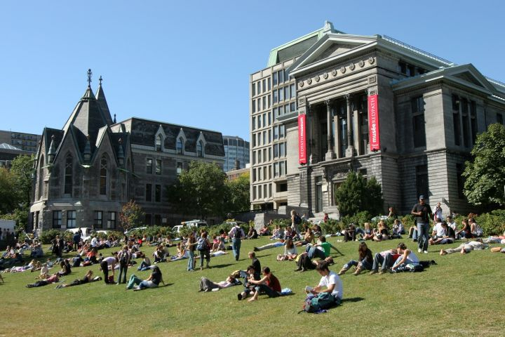 Університет Макгілла (McGill University)