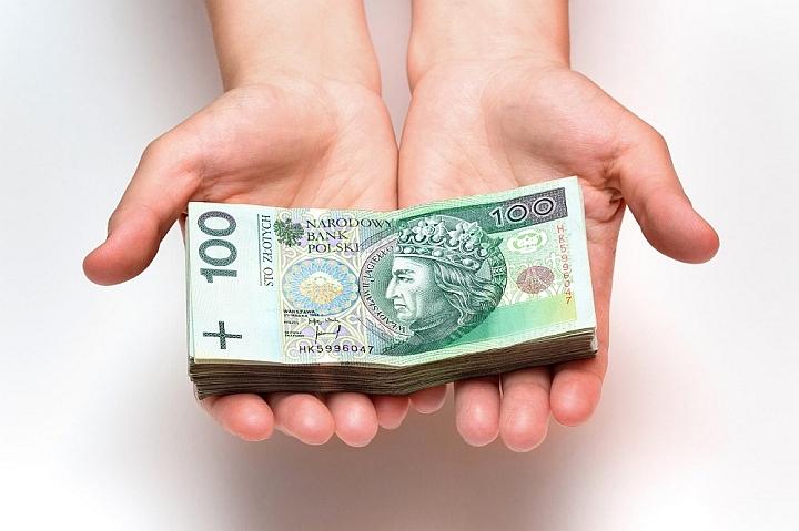 Получаем деньги