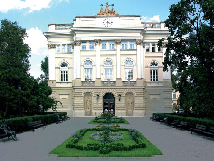 Варшавський державний університет фото