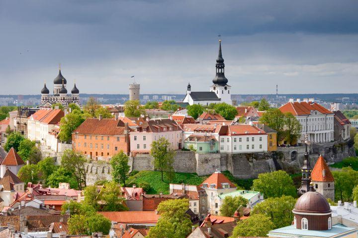 Естонія вид на проживання