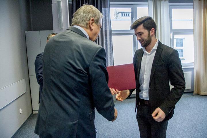Виплати Міністерства освіти Польші за видатні досягнення в навчанні