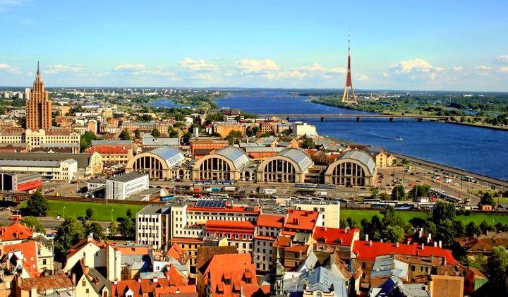 бізнес в Латвії