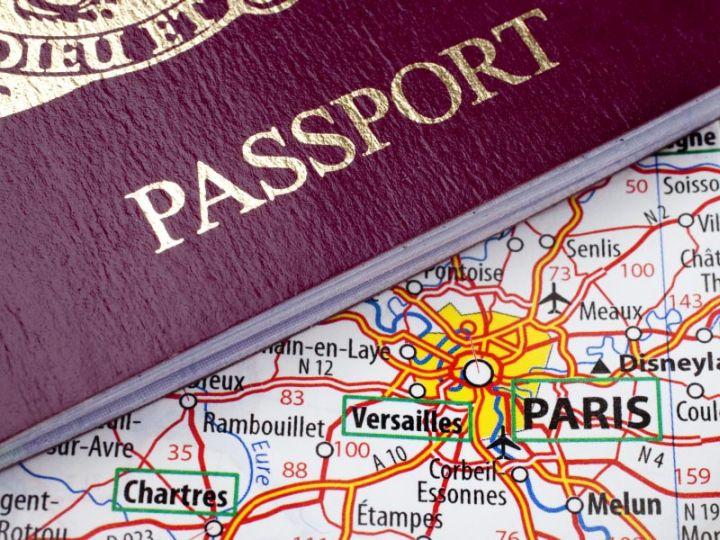 документы на рабочую визу во Францию