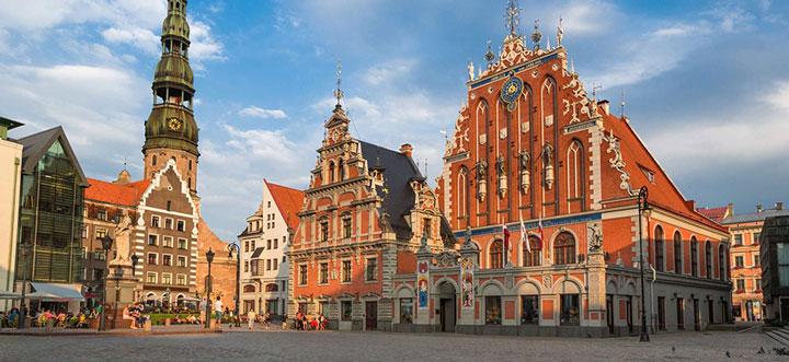 Латвия фото