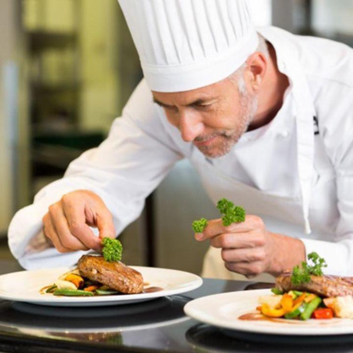 В оформлении блюда важна каждая мелочь