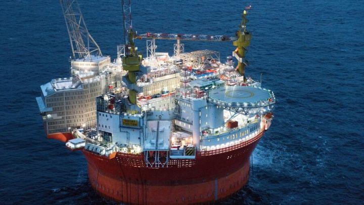 работа на нефтяных платформах в Норвегии