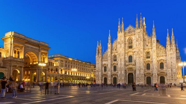 робота в Мілані