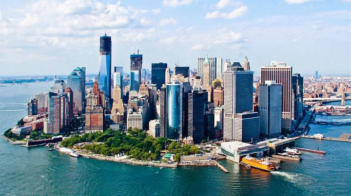 робота в нью - йорку