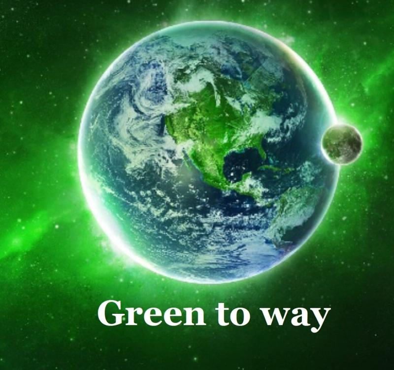 green to way