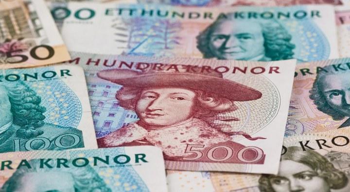 зарплати в Швеції
